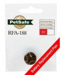 Batterij PRFA188 voor blafbanden voor honden PRFA188