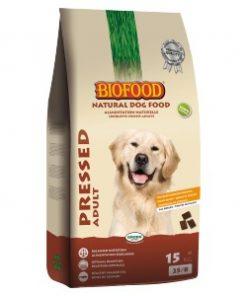 Biofood Adult Geperst hondenvoer 13.5 kg