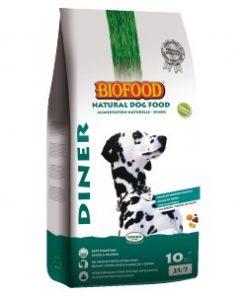 Biofood Diner hondenvoer 2 x 10 kg