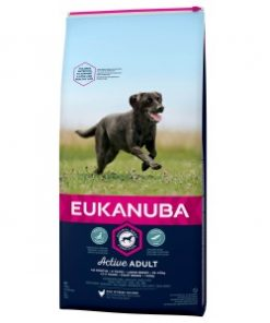 Eukanuba Active Adult Large Breed kip hondenvoer 3 kg
