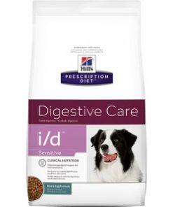 Hill's Prescription I/D (i/d) Sensitive Digestive Care ei & rijst hondenvoer 2 x 1