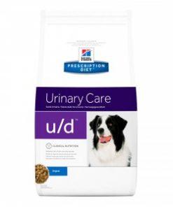 Hill's Prescription Diet U/D Urinary Care hondenvoer 12 kg
